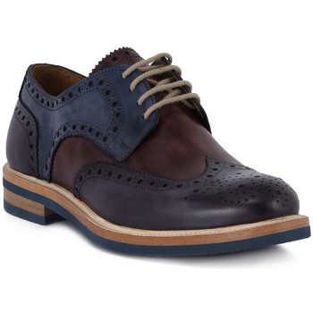 Chaussures Homme Derbies Kammi BRECOS VITELLO DELAVE Blu