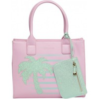 Sacs porté main Lollipops Petit sac cabas Warm Small Shopper Rose