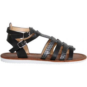 Chaussures Fille Sandales et Nu-pieds Top Way B715300-B7200 Negro