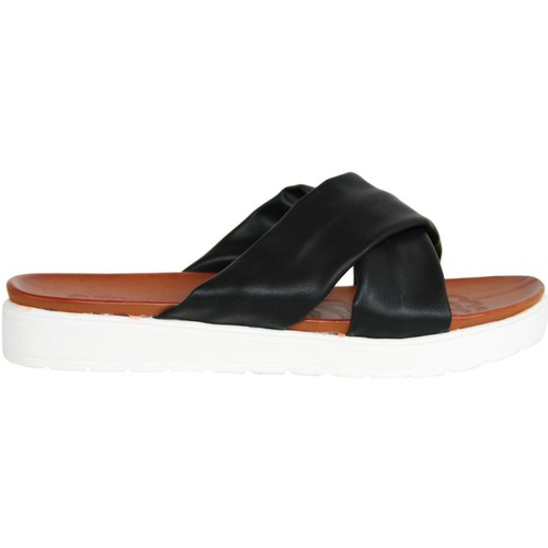 Chaussures Fille Mules Top Way B722920-B7200 Negro