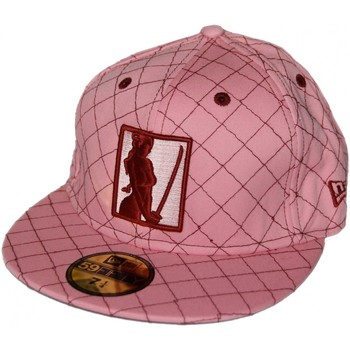 Casquettes New Era Casquette  59 fifty ICA Pink