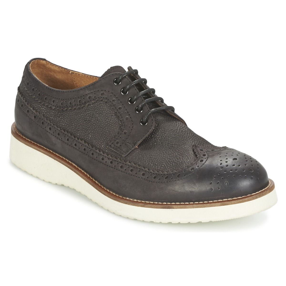 Selected SHHRUD BROGUE SHOE Gris