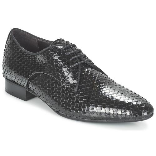 Chaussures Femme Boots Café Noir BARNARD Noir