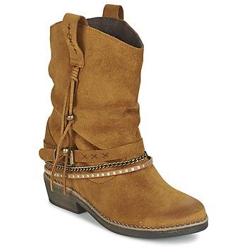Bottines / Boots Coolway BIRK Marron 350x350