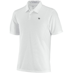 Vêtements Homme Polos manches courtes Wilson Great Get Polo White