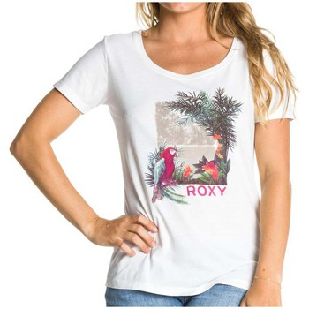 Vêtements Femme T-shirts manches courtes Roxy Good looking 2 seaspray