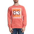 Scotch & Soda Sweat Shirt Scotch&soda Rose Homme