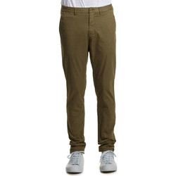 Vêtements Homme Chinos / Carrots Scotch & Soda Pantalon Scotch&soda Kaki Homme Kaki