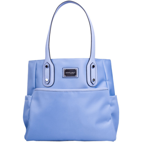 Sacs Femme Cabas / Sacs shopping Kesslord ATTITUDE HEIDI_TWILL_CI Bleu
