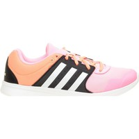 Chaussures Femme Running / trail adidas Originals Essential Fun 2 Noir-Orange-Rose