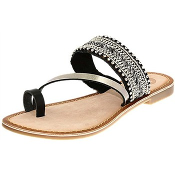 Chaussures Femme Tongs Gioseppo 32050 noir