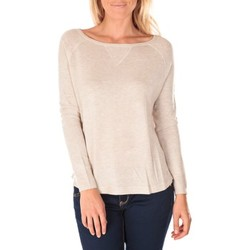 Vêtements Femme Pulls Tom Tailor Top Boxy Knit Jumper Perle Beige