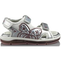 Chaussures Enfant Sandales et Nu-pieds Geox SAND TODO G. A. BLANC