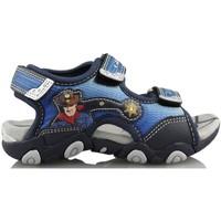 Chaussures Enfant Sandales sport Geox STRIKE A. BLEU