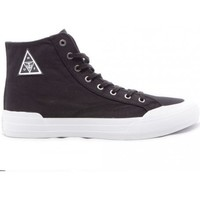 Chaussures Homme Baskets montantes Obey Chaussures  x HUF Classic HI Noir Noir