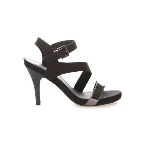 Chaussures Femme Sandales et Nu-pieds LPB Shoes 1 - Ginkgo Noir Noir