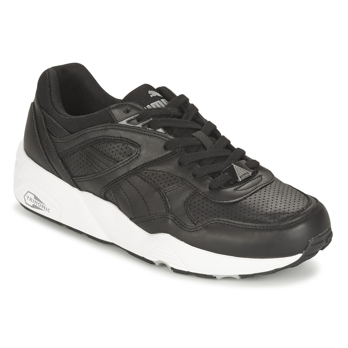 Puma R698 CORE LEATHER Noir