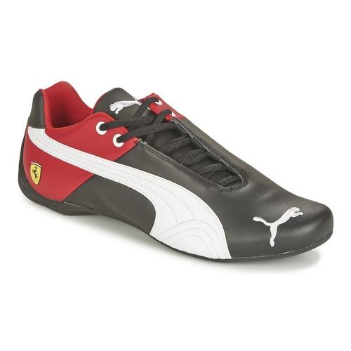 Chaussures Homme Baskets basses Puma FUTURE CAT SF OG Noir / Rouge / Blanc