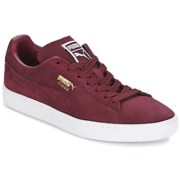 Baskets mode Puma SUEDE CLASSIC + Bordeaux 350x350