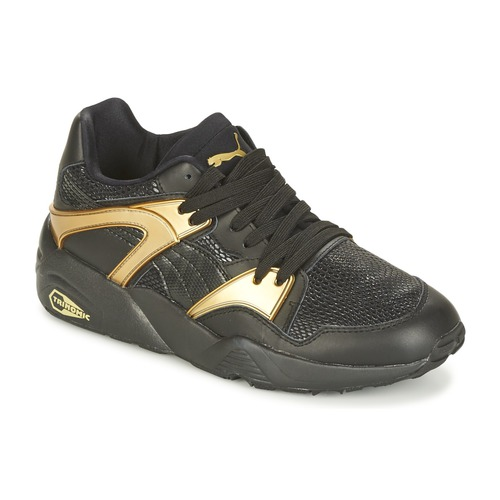 Baskets mode Puma BLAZE GOLD WN'S Noir / Doré 350x350