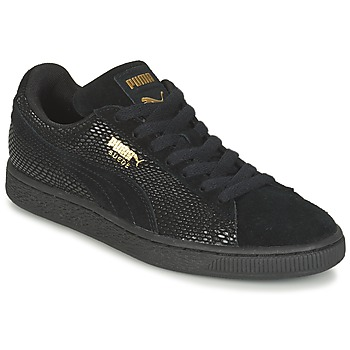 Baskets basses Puma SUEDE GOLD WN'S