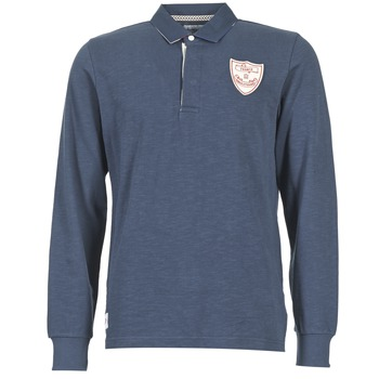 T-shirts & Polos Serge Blanco CRUNCH Marine 350x350