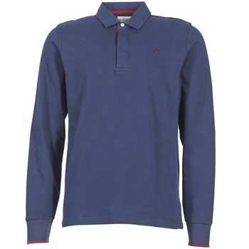 Vêtements Homme Polos manches longues Serge Blanco 3 POLOS Marine