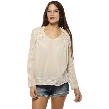 Blouses Pepe jeans chemise femme - nor - candle