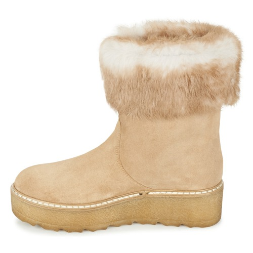 Footwear Beige Femme Movetta Boots Chaussures Nome thQsdCrx