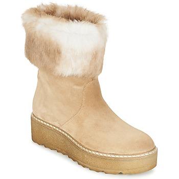 Bottines / Boots Nome Footwear MOVETTA Beige 350x350