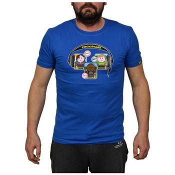 Vêtements Homme T-shirts manches courtes Faccine DJ Set T-shirt