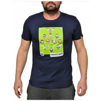 Vêtements Homme T-shirts manches courtes Faccine Drik Team T-shirt