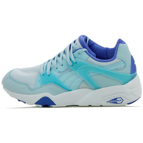 Puma Trinomic Blaze Filtered - Ref. 359997-01 Bleu - Chaussures Baskets basses Femme