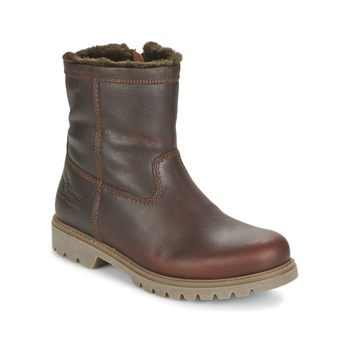 Chaussures Homme Boots Panama Jack FEDRO Marron