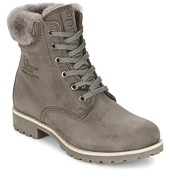 Bottines / Boots Panama Jack PANAMA Gris 350x350