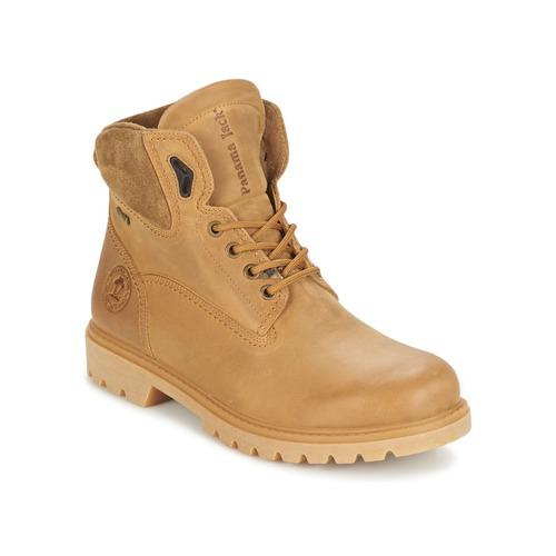 Bottines / Boots Panama Jack AMUR GTX Miel 350x350