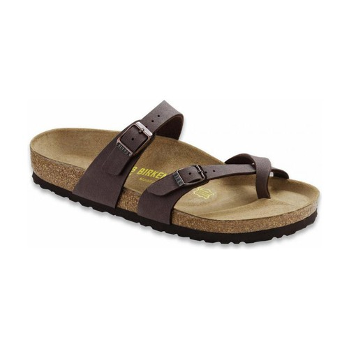 Chaussures Homme Sandales et Nu-pieds Birkenstock BK-MAY-moc- MARRONE