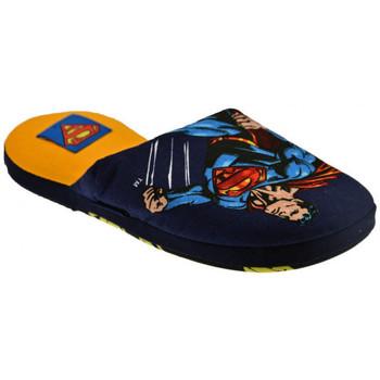 Chaussures Enfant Chaussons De Fonseca Super Man Pantoufles Multicolore
