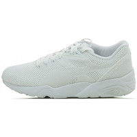 Chaussures Homme Baskets basses Puma R698 Knit Mesh - Ref. 360801-11 Blanc