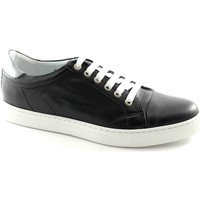 Chaussures Homme Baskets basses Caf㨠Noir  Nero