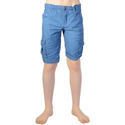 Vêtements Garçon Shorts / Bermudas Petrol Industries B-SS16-SHO500 Cobalt 570 Bleu