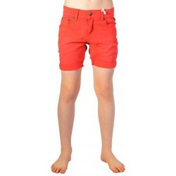 Vêtements Garçon Shorts / Bermudas Petrol Industries Short  Enfant B-SS16-SHO538 356 Light Lava Rouge