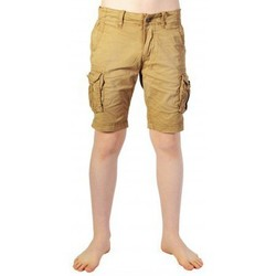 Vêtements Garçon Shorts / Bermudas Petrol Industries Short  Enfant B-SS16-SHO534 743 Dark Tobacco Marron