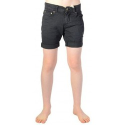 Vêtements Garçon Shorts / Bermudas Petrol Industries Short  Enfant B-SS16-SHO538 999 Black Noir
