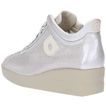 Chaussures Femme Baskets basses Rucoline Ruco Line <agile> 226 NEW ARGEGNO Sneakers Femme Argent Argent