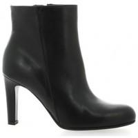 Boots Donna Più Boots cuir