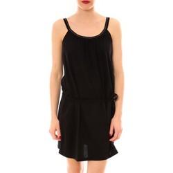 Vêtements Femme Robes courtes Little Marcel Litlle Marcel Robe Reira Noir Noir