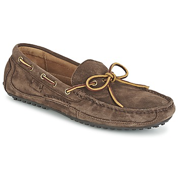 Mocassins Ralph Lauren WYNDINGS Marron 350x350