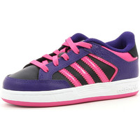 Chaussures Fille Baskets basses adidas Originals Varial I Violet/Noir/Rose