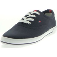 Chaussures Homme Baskets basses Tommy Hilfiger HARRY 8D Sneakers Homme Bleu Bleu